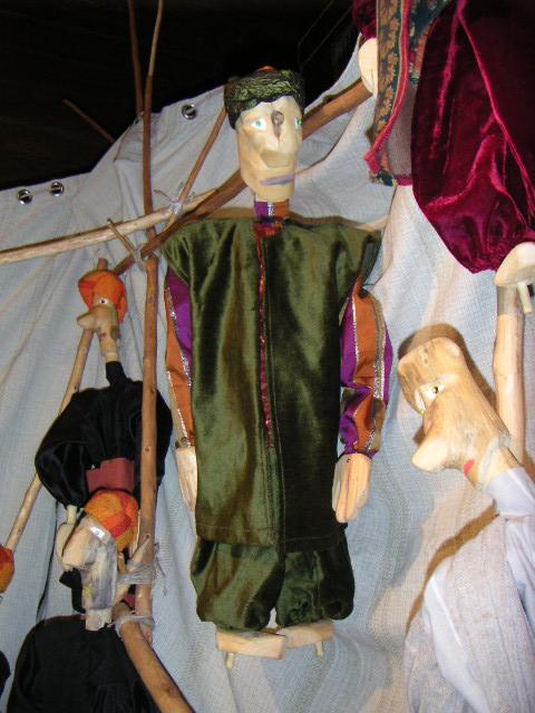 A bábművészet műfaji sajátosságai